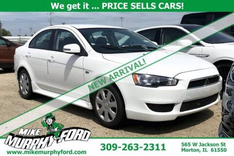 2015 Mitsubishi Lancer for sale at Mike Murphy Ford in Morton IL