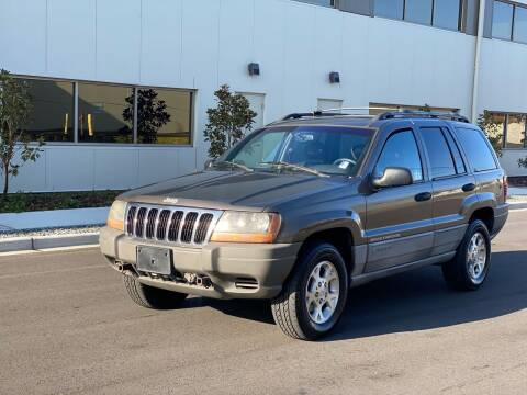 1999 Jeep Grand Cherokee for sale at Washington Auto Sales in Tacoma WA