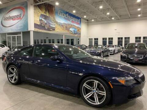 2007 BMW M6 for sale at Godspeed Motors in Charlotte NC