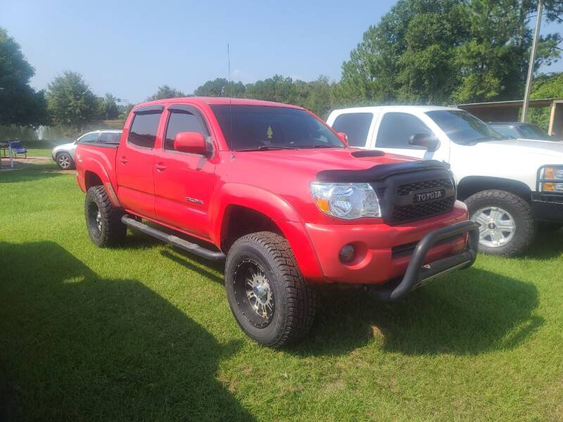 2007 Toyota Tacoma for sale at Lakeview Auto Sales LLC in Sycamore GA