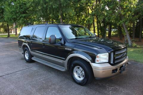 2005 Ford Excursion for sale at Clear Lake Auto World in League City TX