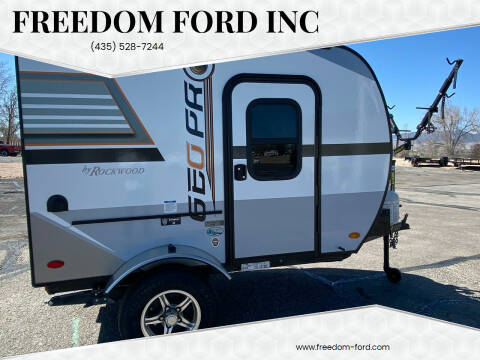 2018 Rockwood Geopro G12RK for sale at Freedom Ford Inc in Gunnison UT