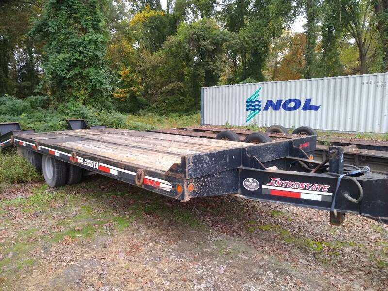 2016 Interstate 20DTA Heavy Equipment for sale at James River Motorsports Inc. in Chester VA