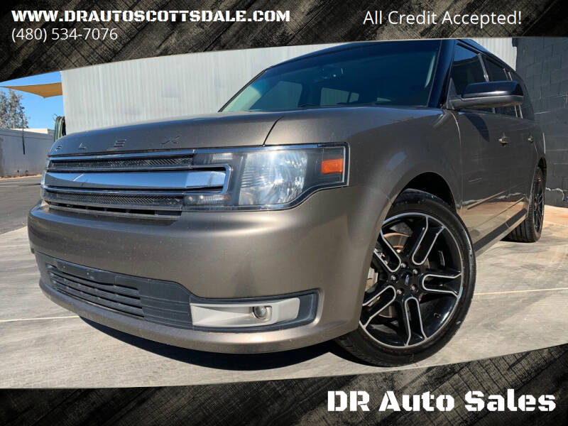 2014 Ford Flex for sale at DR Auto Sales in Scottsdale AZ