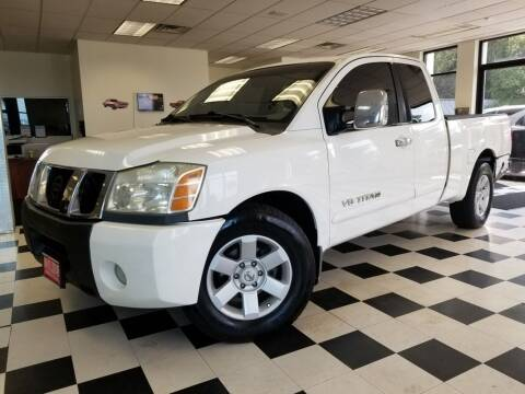 2006 Nissan Titan for sale at Cool Rides of Colorado Springs in Colorado Springs CO