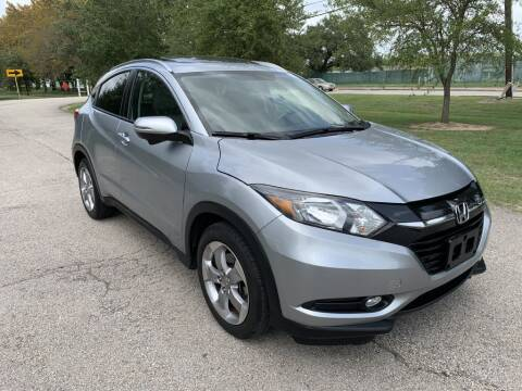 2017 Honda HR-V for sale at Prestige Motor Cars in Houston TX