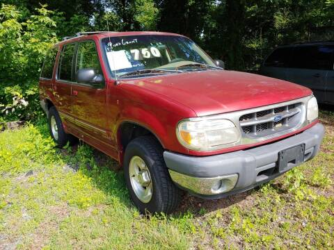 2000 Ford Explorer for sale at Motor Pool Operations in Hainesport NJ