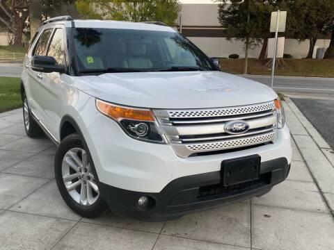 2013 Ford Explorer for sale at Top Motors in San Jose CA
