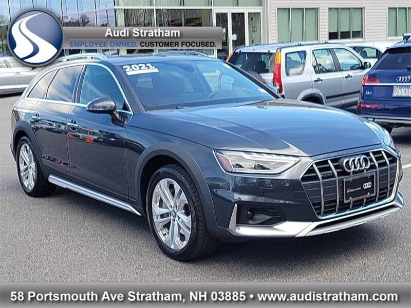 2021 Audi A4 allroad for sale in Stratham, NH