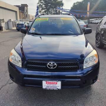 2007 Toyota RAV4 for sale at Elmora Auto Sales in Elizabeth NJ
