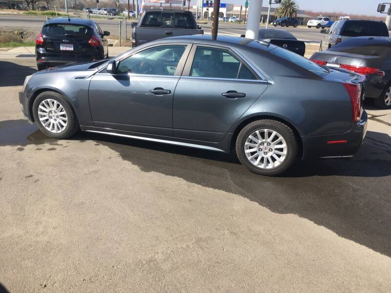 2011 Cadillac CTS for sale at CONTINENTAL AUTO EXCHANGE in Lemoore CA