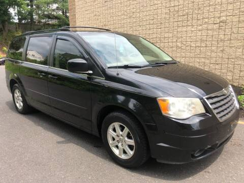 2008 Chrysler Town and Country for sale at Z Motorz Company in Philadelphia PA