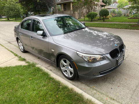 2008 BMW 5 Series for sale at RIVER AUTO SALES CORP in Maywood IL