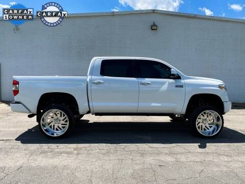 2020 Toyota Tundra for sale at Smart Chevrolet in Madison NC