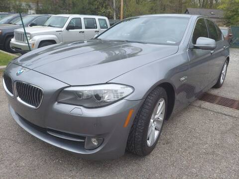 2012 BMW 5 Series for sale at AMA Auto Sales LLC in Ringwood NJ