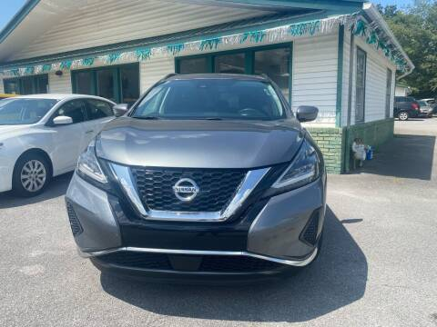 2020 Nissan Murano for sale at Morristown Auto Sales in Morristown TN