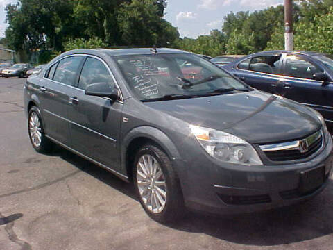 2007 Saturn Aura for sale at Bates Auto & Truck Center in Zanesville OH