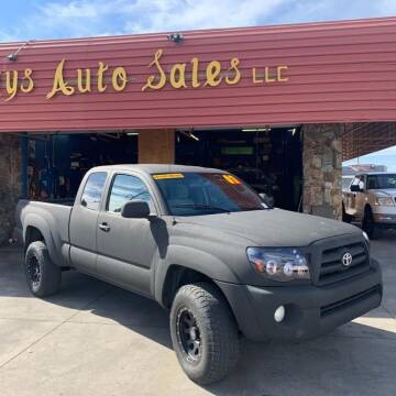 2007 Toyota Tacoma for sale at Marys Auto Sales in Phoenix AZ