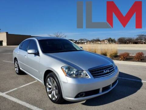 2006 Infiniti M35 for sale at INDY LUXURY MOTORSPORTS in Fishers IN