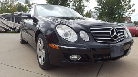 2007 Mercedes-Benz E-Class for sale at Nationwide Auto Works in Medina OH