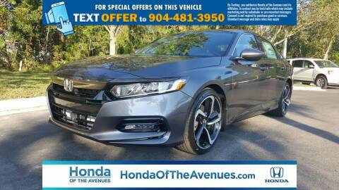2020 Honda Accord for sale at Honda of The Avenues in Jacksonville FL