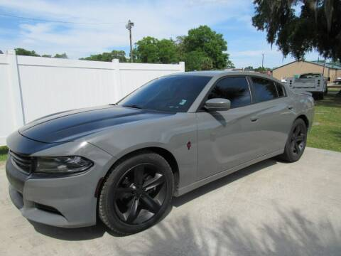 2017 Dodge Charger for sale at D & R Auto Brokers in Ridgeland SC