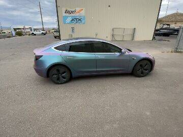 2020 Tesla Model 3 for sale at REES AUTO BROKERS in Washington UT