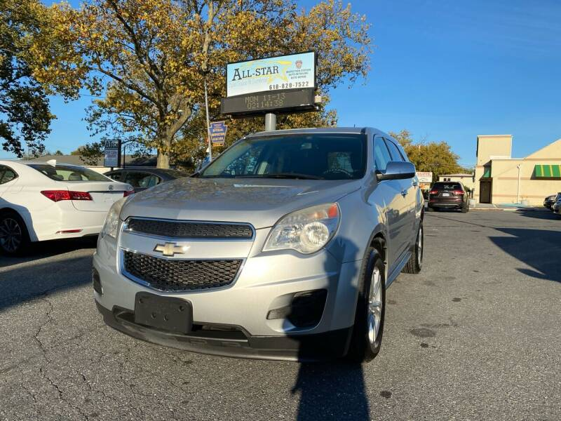 2013 Chevrolet Equinox for sale at All Star Auto Sales and Service LLC in Allentown PA