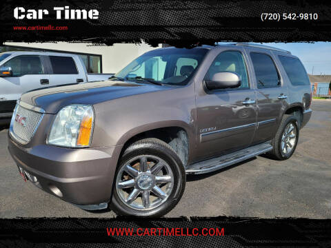 2013 GMC Yukon for sale at Car Time in Denver CO