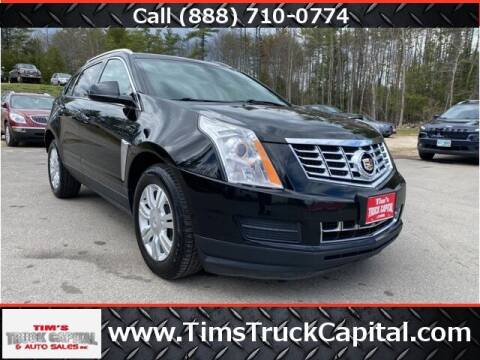 2014 Cadillac SRX for sale at TTC AUTO OUTLET/TIM'S TRUCK CAPITAL & AUTO SALES INC ANNEX in Epsom NH