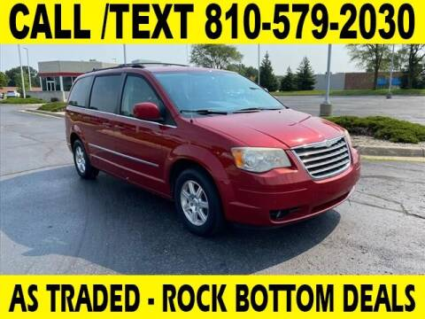 2009 Chrysler Town and Country for sale at LASCO FORD in Fenton MI