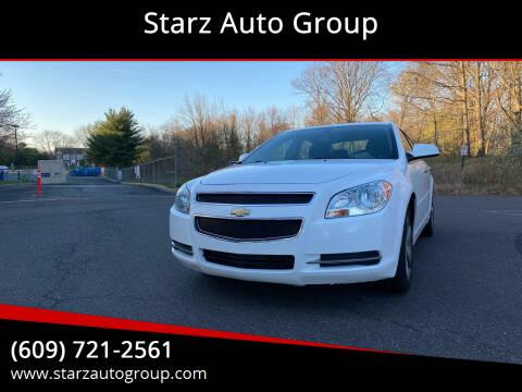 2012 Chevrolet Malibu for sale at Starz Auto Group in Delran NJ