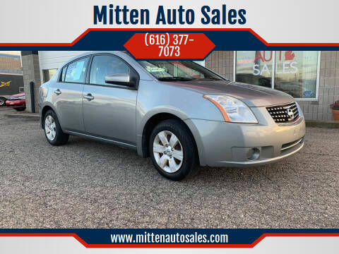 2009 Nissan Sentra for sale at Mitten Auto Sales in Holland MI