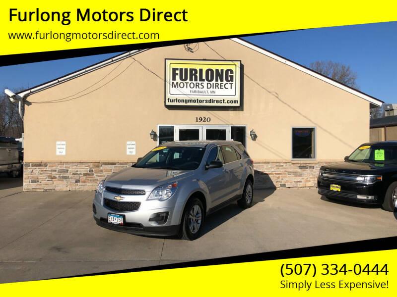 2015 Chevrolet Equinox for sale at Furlong Motors Direct in Faribault MN