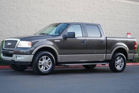 2005 Ford F-150 for sale at Overland Automotive in Hillsboro OR