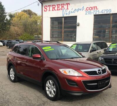 2011 Mazda CX-9 for sale at Street Visions in Telford PA