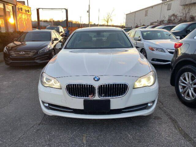 2013 BMW 5 Series for sale at A&R Motors in Baltimore MD