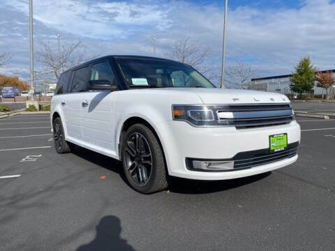 2015 Ford Flex for sale at Sunset Auto Wholesale in Tacoma WA