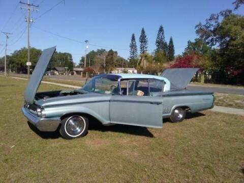 1960 Mercury Montclair for sale at Classic Car Deals in Cadillac MI