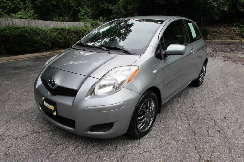 2010 Toyota Yaris for sale at AUTO FOCUS in Greensboro NC