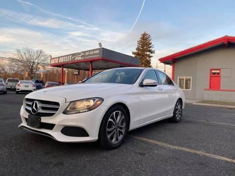 2017 Mercedes-Benz 300-Class for sale at Deals N Wheels 306 in Burlington NJ