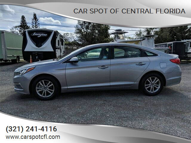 2015 Hyundai Sonata for sale at Car Spot Of Central Florida in Melbourne FL