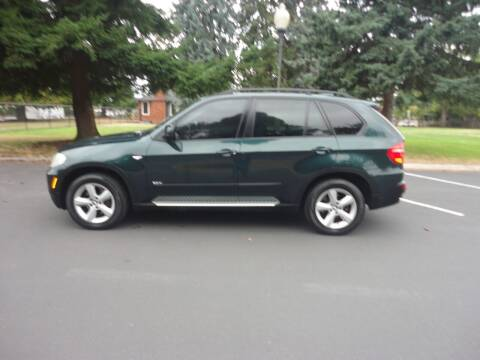 2008 BMW X5 for sale at TONY'S AUTO WORLD in Portland OR