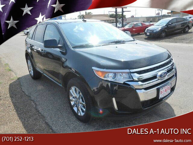 2011 Ford Edge for sale at Dales A-1 Auto Inc in Jamestown ND