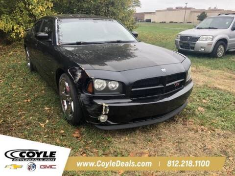 2008 Dodge Charger for sale at COYLE GM - COYLE NISSAN - New Inventory in Clarksville IN
