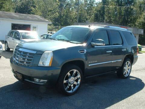 2008 Cadillac Escalade for sale at Northgate Auto Sales in Myrtle Beach SC