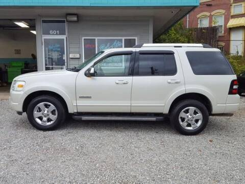 2006 Ford Explorer for sale at BELAIR MOTORS in Akron OH