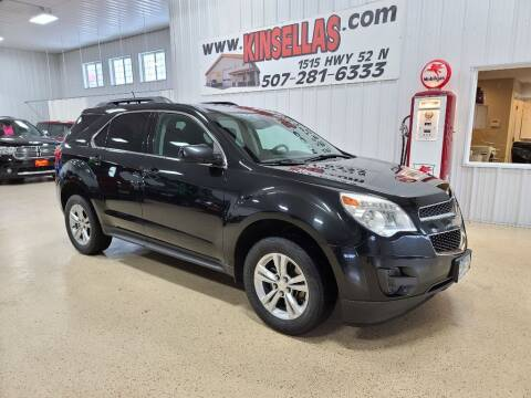 2013 Chevrolet Equinox for sale at Kinsellas Auto Sales in Rochester MN