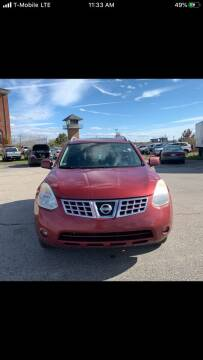 2009 Nissan Rogue for sale at Worldwide Auto Sales in Fall River MA