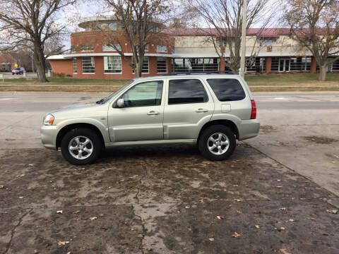 2005 Mazda Tribute for sale at Mulder Auto Tire and Lube in Orange City IA